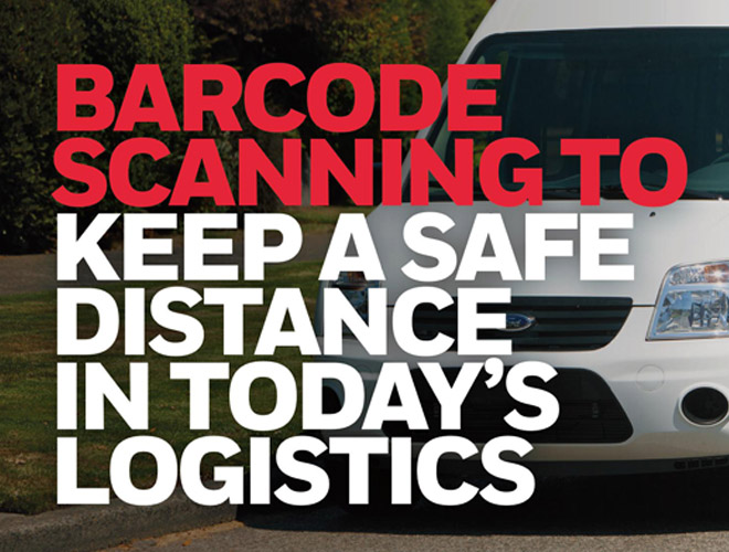 Keep A Safe Distance In Today Logistics by Honeywell